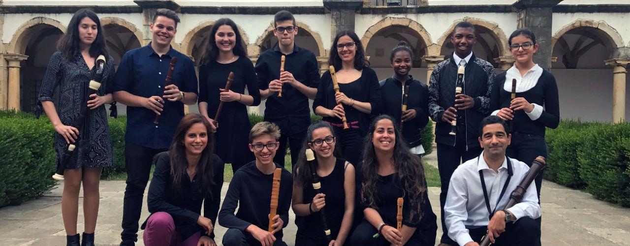 Ensemble de Flautas de Loulé / Conservatório de Música de Loulé assinala XXIII aniversário com concerto