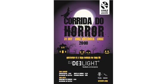 """""""Corrida do Horror"""": Halloween celebrado com muito desporto e animação em Loulé"""