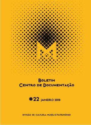 Boletim do Centro de Documentação N.º 22