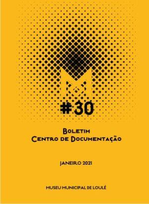 Boletim do Centro de Documentação N.º 30