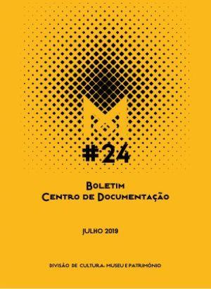Boletim do Centro de Documentação N.º 24